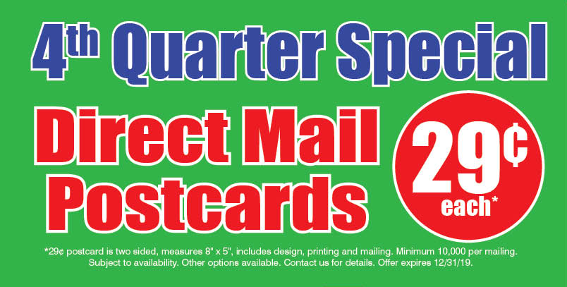 Dental Direct Mail Special